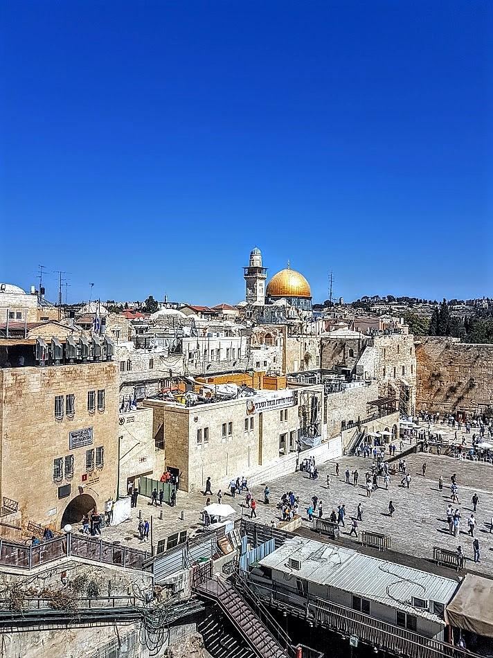 מעגל מתופפים בירושלים - בר מצווה בכותל